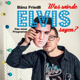 Bild Veranstaltung: Bänz Friedli
