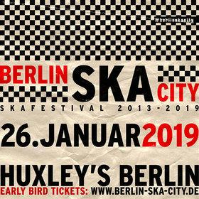Bild Veranstaltung: Berlin Ska City Festival
