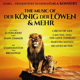 Image Event: The Music of Der König der Löwen