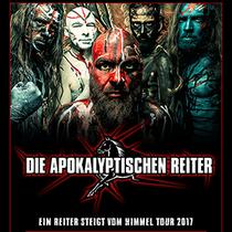 DIE APOKALYPTISCHEN REITER - Ein Reiter steigt vom Himmel Tour 2017