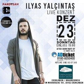 Bild Veranstaltung: Ilyas Yalcintas