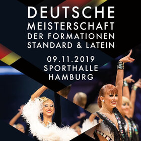Image: Deutsche Meisterschaft in den Standard-Tänzen
