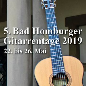 Image: Bad Homburger Gitarrentage