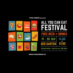 Image: All You Can Eat Festival Wien