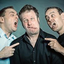 """Bild: TBC - Totales Bamberger Cabaret - """"Aller Unfug ist schwer"""""""