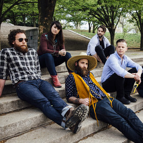 Image Event: The Strumbellas