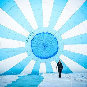 Image: Müllheimer Ballonfestival mit Nachtglühen