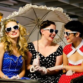 Image Event: The Sugar Sisters