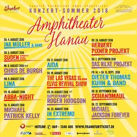 Bild Veranstaltung: Konzert-Sommer Amphitheater Hanau