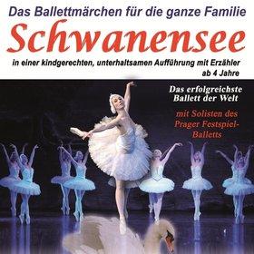 Bild Veranstaltung: Schwanensee - Prager Festspiel Ballett