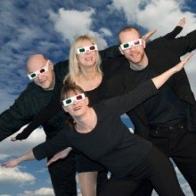 Bild: Aufschwung in 3D - die nachhaltige Satire Show
