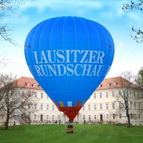 Image: Ballonfahrt in der Mark Brandenburg