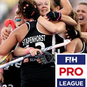 Image Event: FIH Pro League Hockey