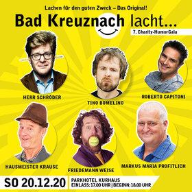 Image Event: Bad Kreuznach lacht - Lachen für den guten Zweck