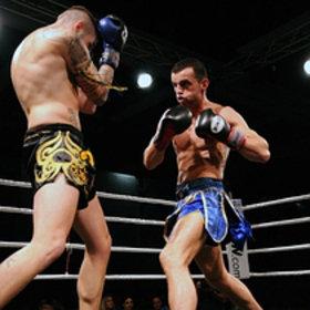 Bild: Muay Thai und K1