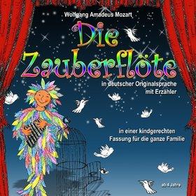 Bild Veranstaltung: Die Zauberflöte für Jung & Alt