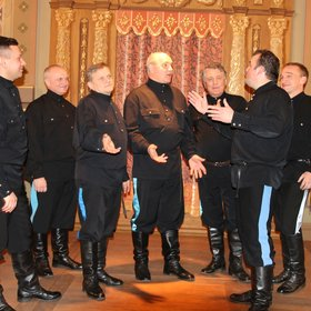 Image: Ural Kosaken Chor