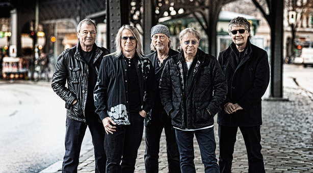 Bild: DEEP PURPLE - The Whoosh! Tour