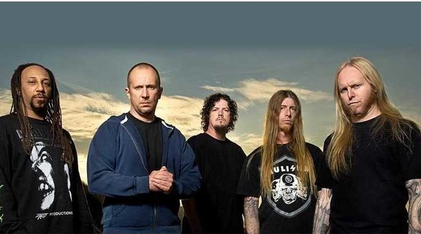 Suffocation - Support: Profanity