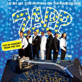Bild: THE ZAPP BAND Live