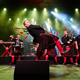 Image Event: Red Hot Chilli Pipers