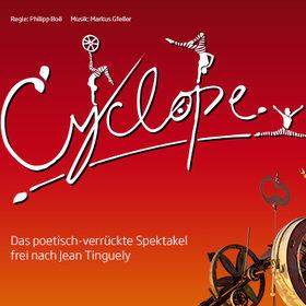 Image: CYCLOPE - Spektakel frei nach Jean Tinguely