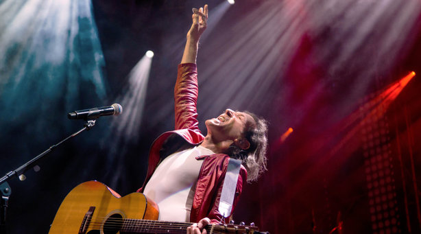 Bild: Albert Hammond - Songbook Tour 2019