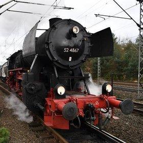 Image: Historische Eisenbahn Frankfurt