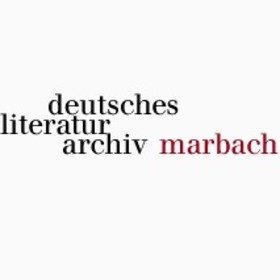 Image: Deutsches Literaturarchiv Marbach