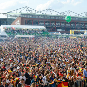 Bild: Fan Park Hamburg