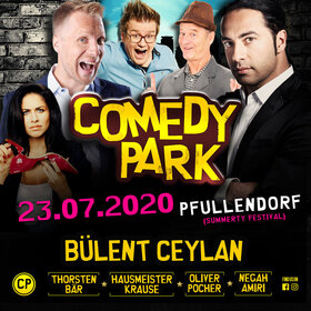 Image Event: Comedy-Park beim Summerty-Festival