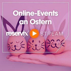 Image: Online-Events an Ostern