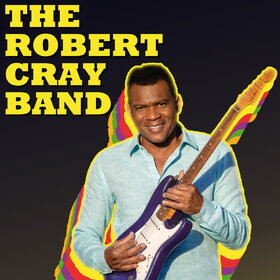 Image: The Robert Cray Band