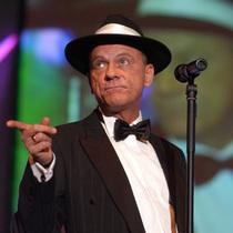 Bild: Jens Sörensen ist Frank Sinatra