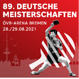 Image Event: Deutsche Meisterschaften Tischtennis