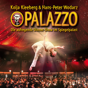 Image Event: Kolja Kleeberg & Hans-Peter Wodarz PALAZZO