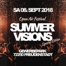 Image: Summer Visions Festival