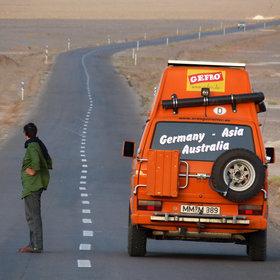 Bild Veranstaltung: Augenblicke einer Weltreise