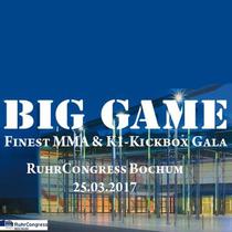 Bild Veranstaltung Big Game - Finest MMA & Kickboxing Gala