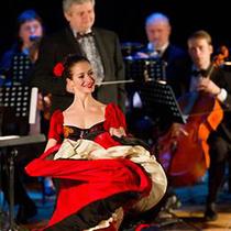 Bild: Die gro�e Gala-Nacht der Operette