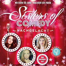 Bild Veranstaltung: Sisters of Comedy
