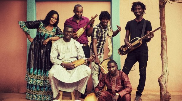 Bassekou Kouyaté & Ngoni Ba (MLI) - Miri