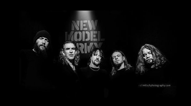 NEW MODEL ARMY - 40th Anniversary Tour 2021