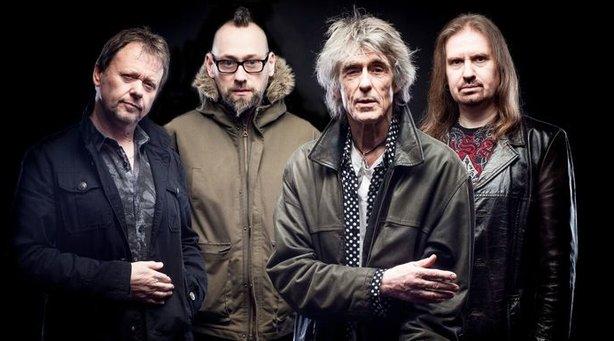 Bild: Martin Turner Ex Wishbone Ash - Wishbone Gold – 50th Anniversary Tour 2020
