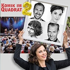 Image: Komik im Quadrat