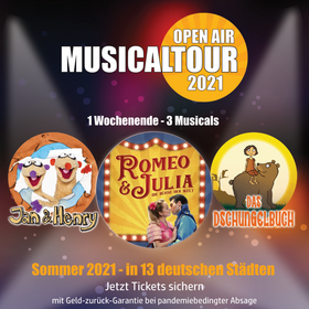 Image Event: Open Air Musicaltour