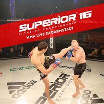 Bild Veranstaltung MMA - Superior Fighting Championship