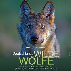 Image: Axel Gomille: Deutschlands WILDE WÖLFE