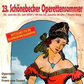 Bild Veranstaltung: Schönebecker Operettensommer