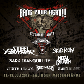 Bild: Bang Your Head!!! Festival
